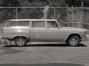 Checker Marathon Station Wagon